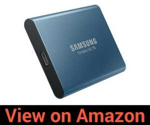 Samsung T5 Portable SSD Review