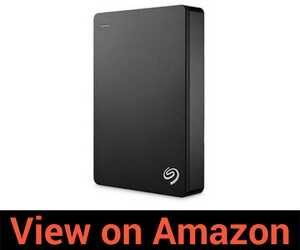 Seagate Backup Plus Review