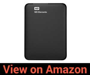 WD Elements Review